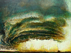 American Coming Storm (SOLD)