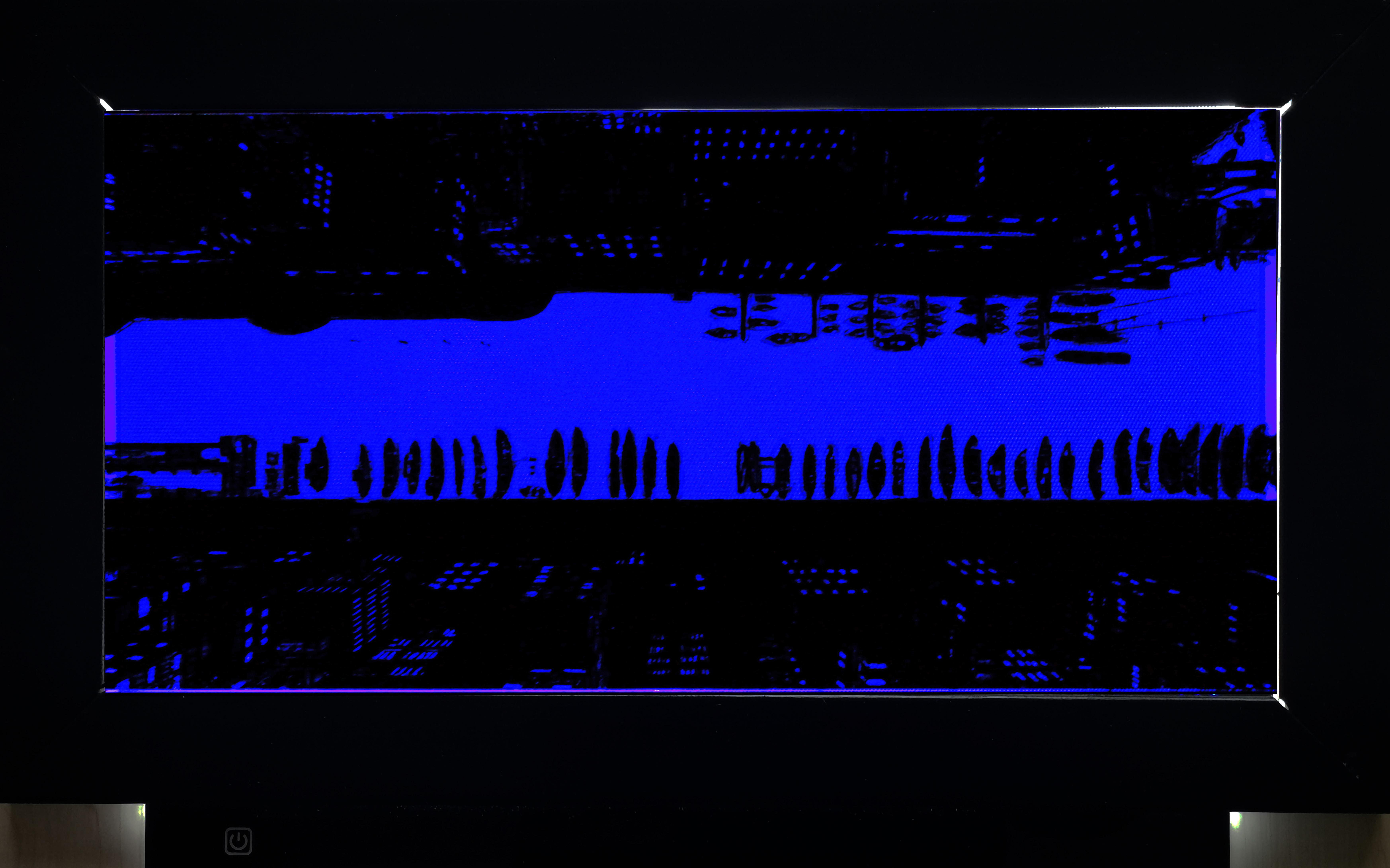 Cosmopolis, 50x25 cm, 2018