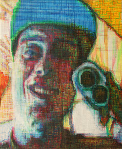 Brian (with gun) (SOLD)