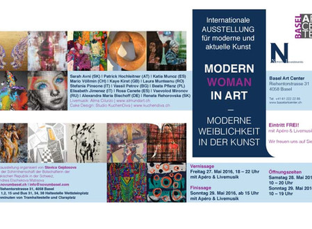 Exhibition in Basel