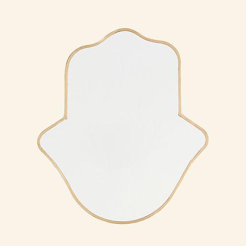 Hand miroir