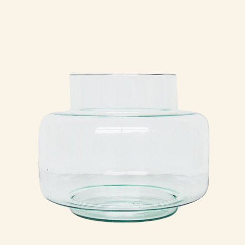 Recycled vase