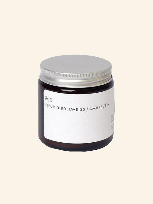 Fleur d'Edelweiss / Ambre / Poivre noir