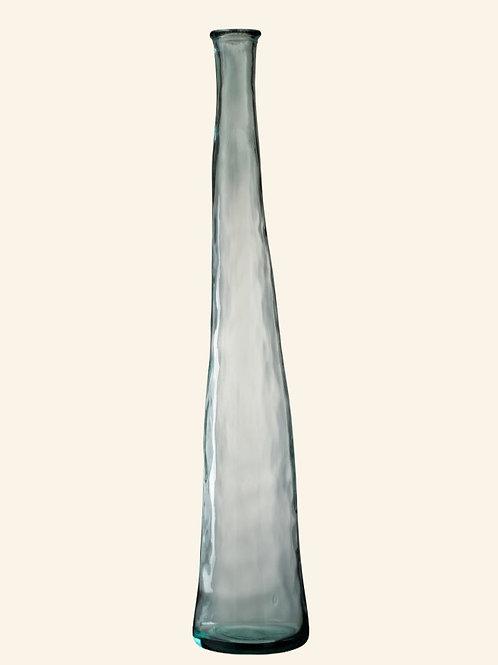 Bouteille transparente H100cm