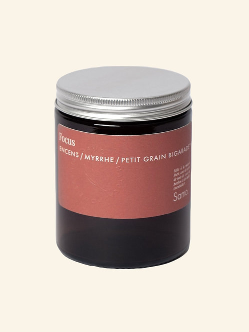 Focus - Encens / Myrrhe / Petit grain bigarade