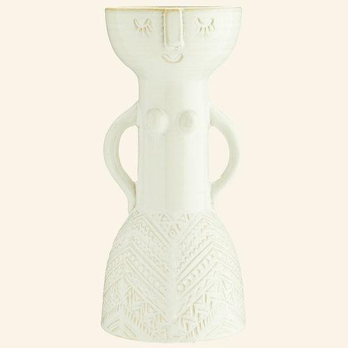 Woman vase