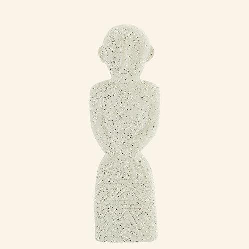 Stonewoman statue