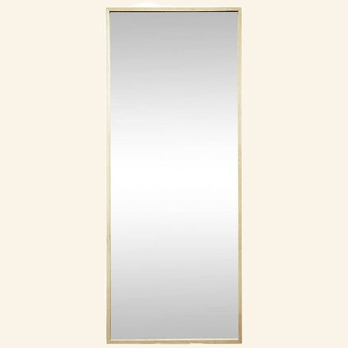 Miroir XL en chêne