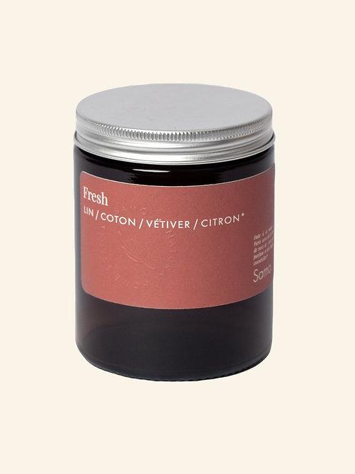 Fresh - Lin / Coton / Vétiver / Citron
