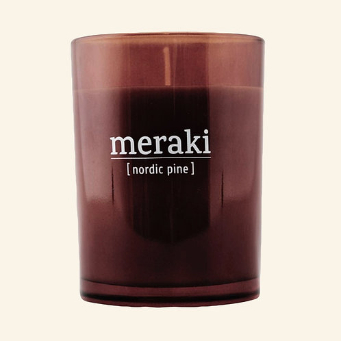 Bougie Meraki Nordic Pine