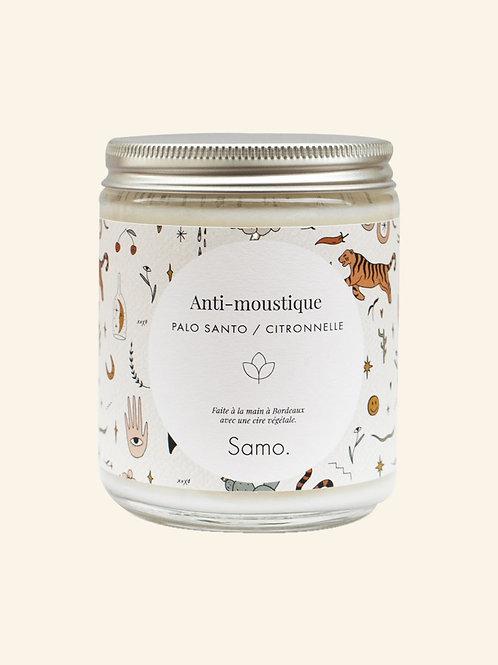 Anti-moustique - Palo santo / Citronnelle