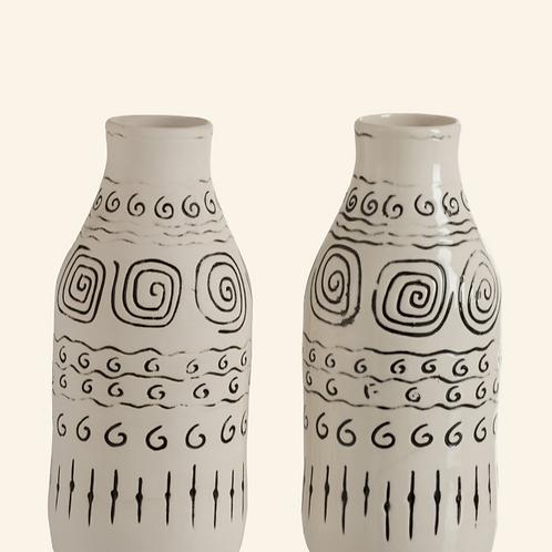 Vase éthnique