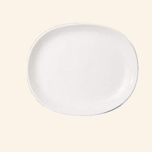 Clay assiette