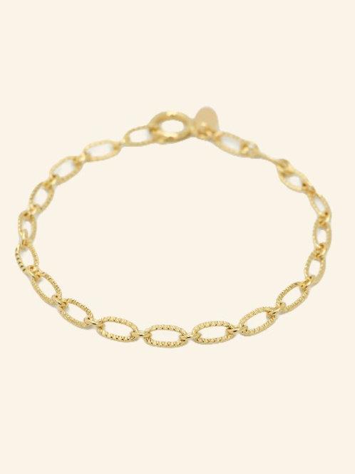 Bracelet Pure torsadée
