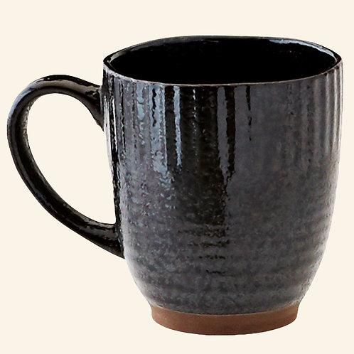 Mug - Grès noir