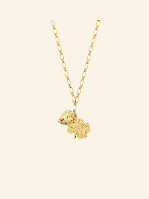 Collier Trèfle (Love&Luck)
