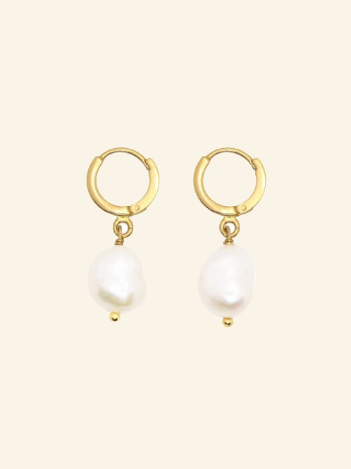 Boucles d'oreilles Mini Perla