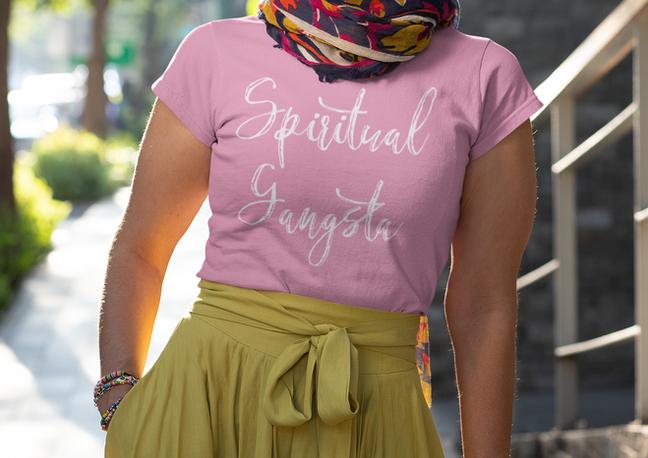 spiritual ganagsta tshirt