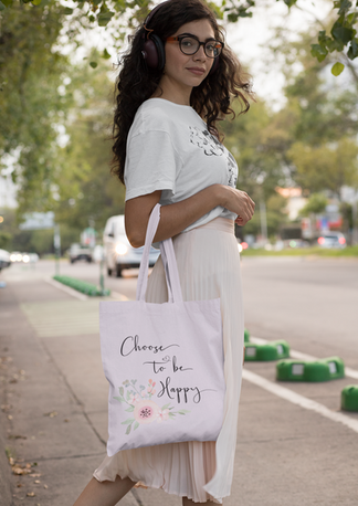 choose to be happy tote bag.png