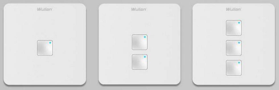 Smart Switch(L type, square shape)