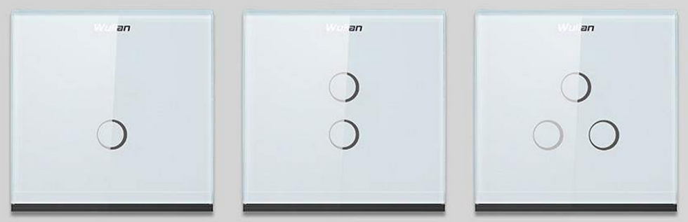 Smart Touch Switch (L & N type)