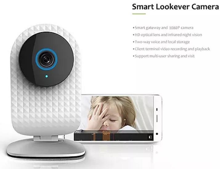 Smart Lookever Camera