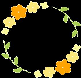 花フレーム丸オレンジ.png