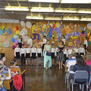 Открытый концерт для родителей