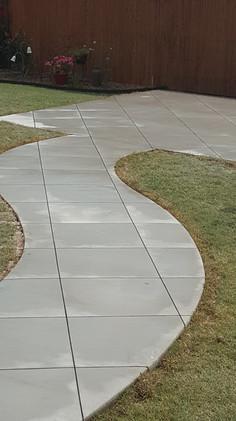 Residential Concrete Paving Tulsa Oklaho