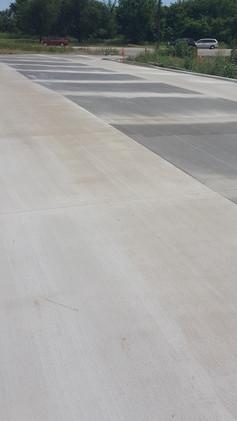 Concrete Parking Lot Tulsa Oklahoma City