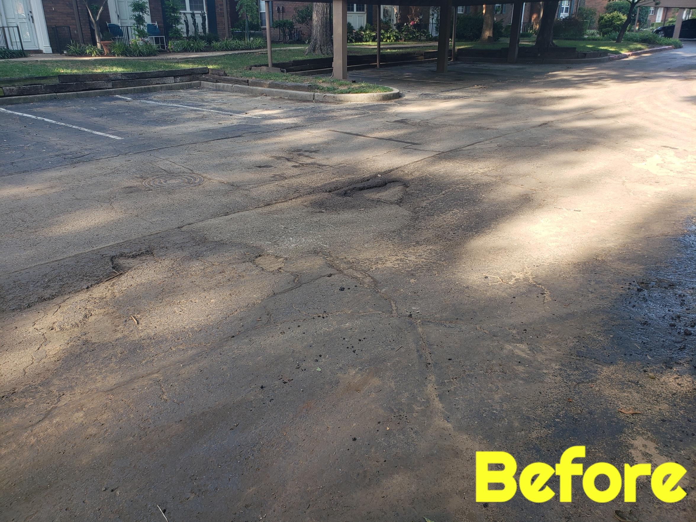 Asphalt Repair Tulsa 3