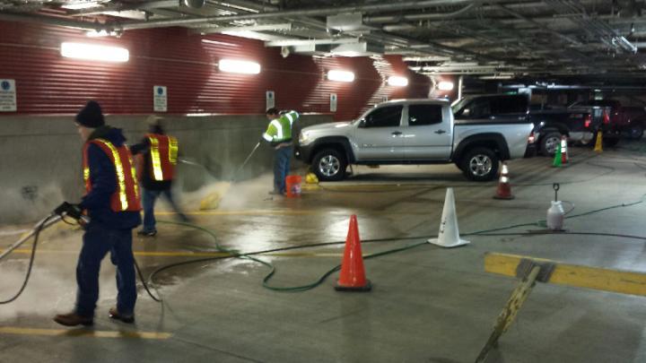Pressure Washing Tulsa