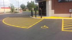 Parking Lot Striping Tulsa