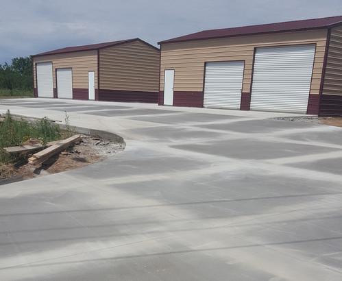 Concrete Paving And Repair Tulsa Oklahom