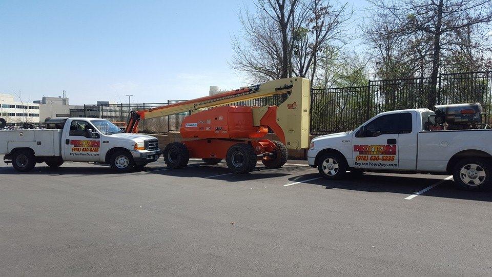 Bryton Street Sweeping Oklahoma City Tulsa