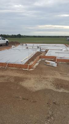 Concretre Foundation Tulsa Oklahoma City