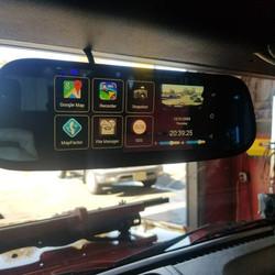 rear view display