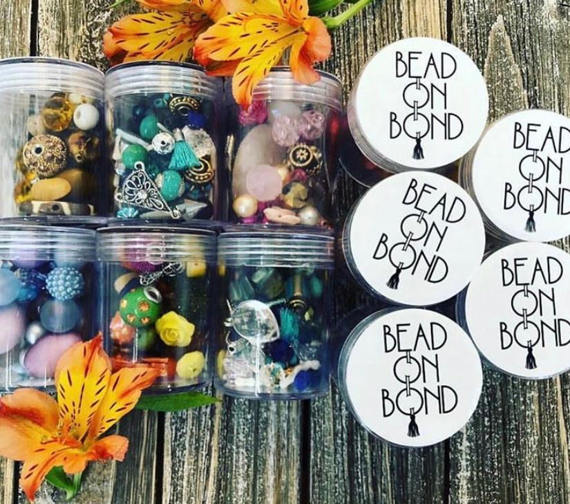 DIY surprise jars