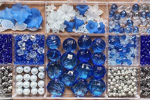 Flower Power Bluebell Bead Kit
