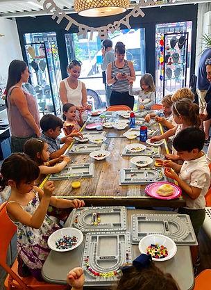 Kid's Jewelry-Making Birthday Party