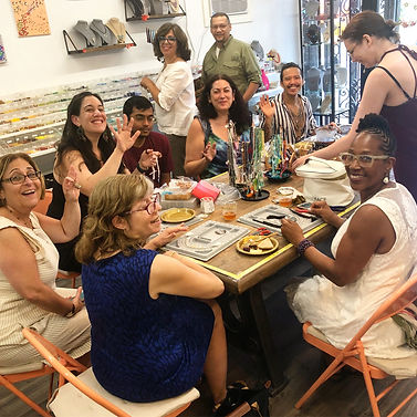 Team-Building Adult Jewelry-Making Party