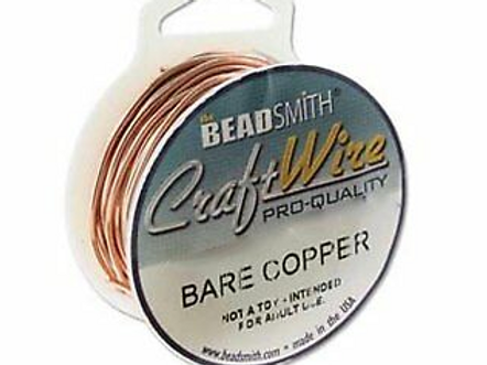 One Spool 24G Copper Craft Wire