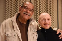 Ernie Watts & Brad Goode. Crystal Clear Studio (Dallas, TX 2018)