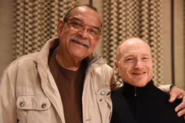 Ernie Watts & Brad Goode. Crystal Clear Studio (Dallas, TX 2018)