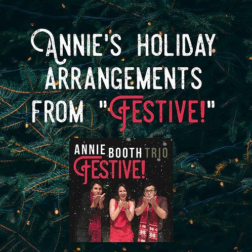Holiday Arrangements (Digital Download)