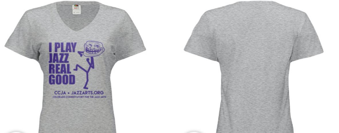 Troll Face Women's V Neck T Shirt