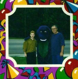 With Barney & Ira Sullivan. On The Road (1993)