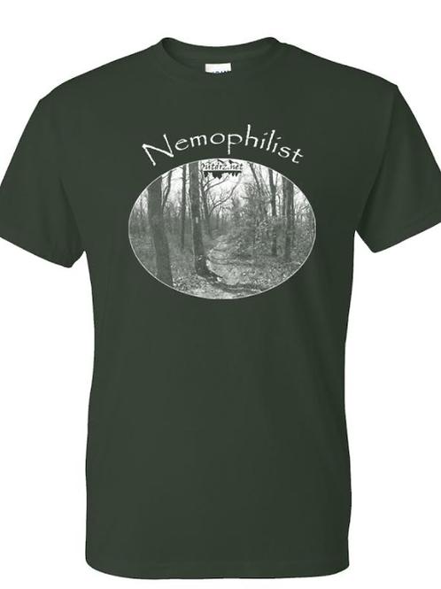 Nemophilist - Forest Green Moisture Wicking T