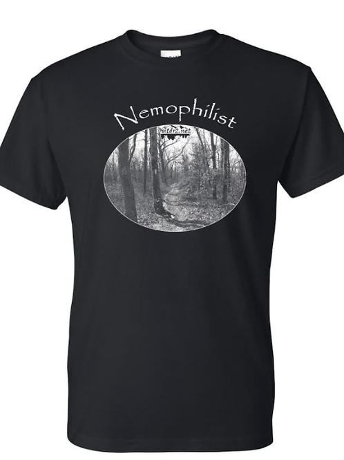 Nemophilist - Black Moisture Wicking T