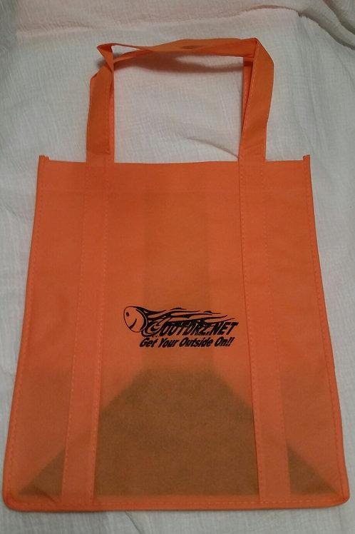 Outdrz On Reusable Bag